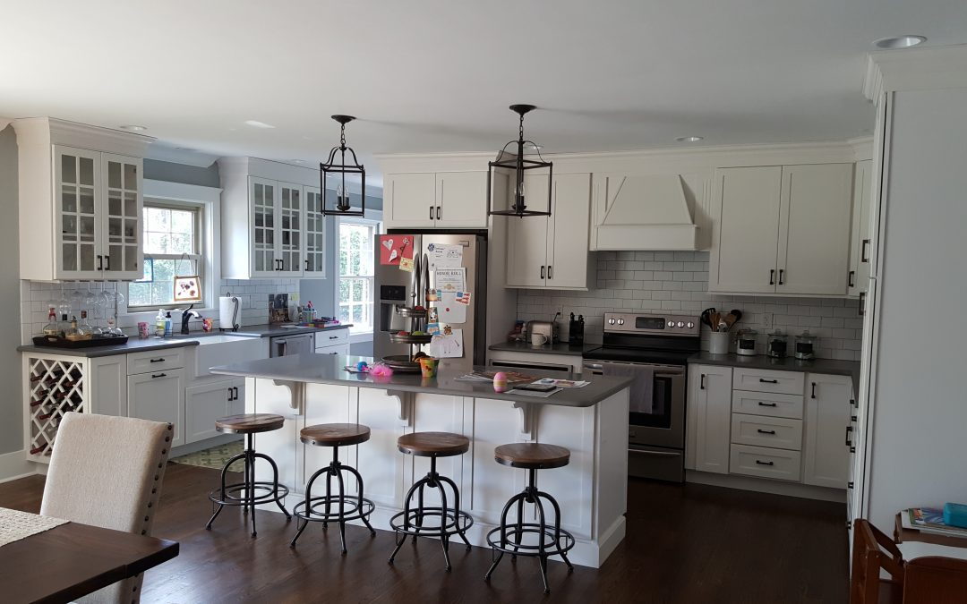Custom Kitchen Cabinetry Photos